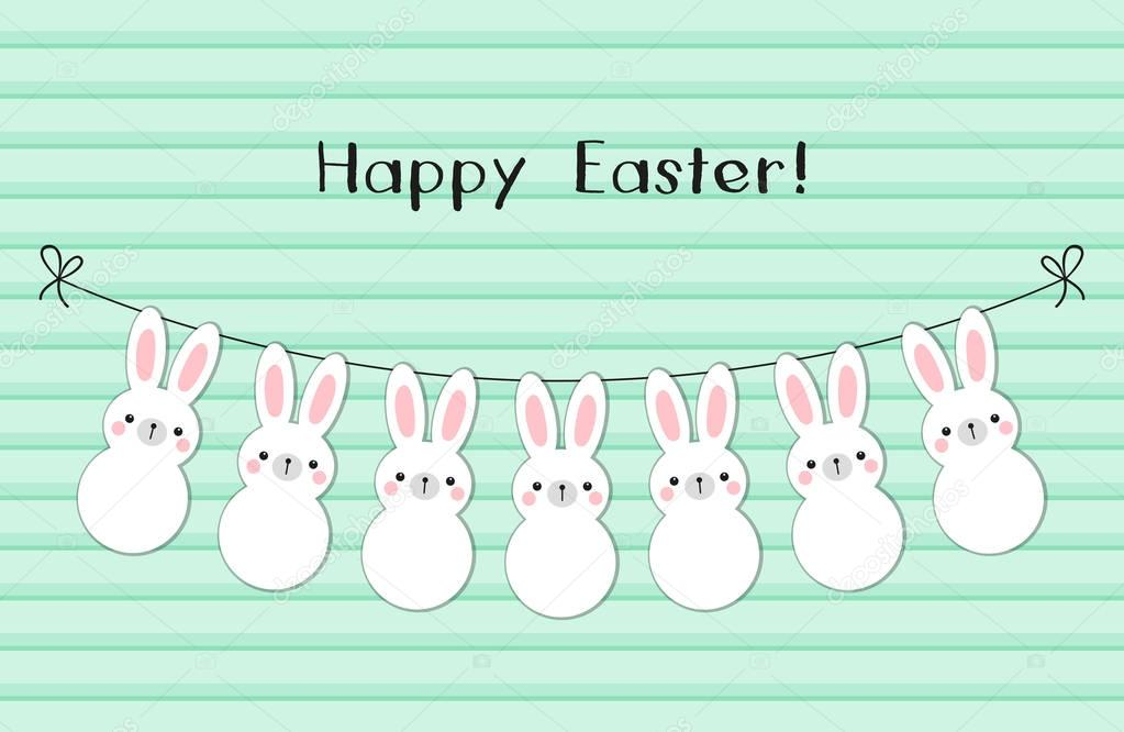 card for happy easter