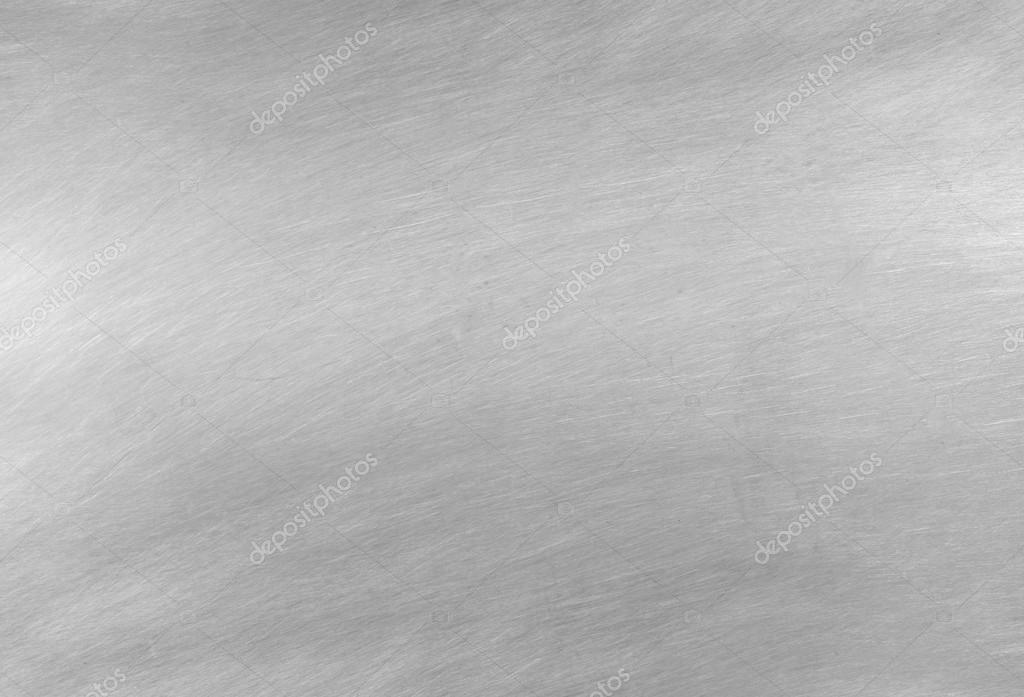 Sheet Metal Silver Solid Black Background Stock Photo Scenery1