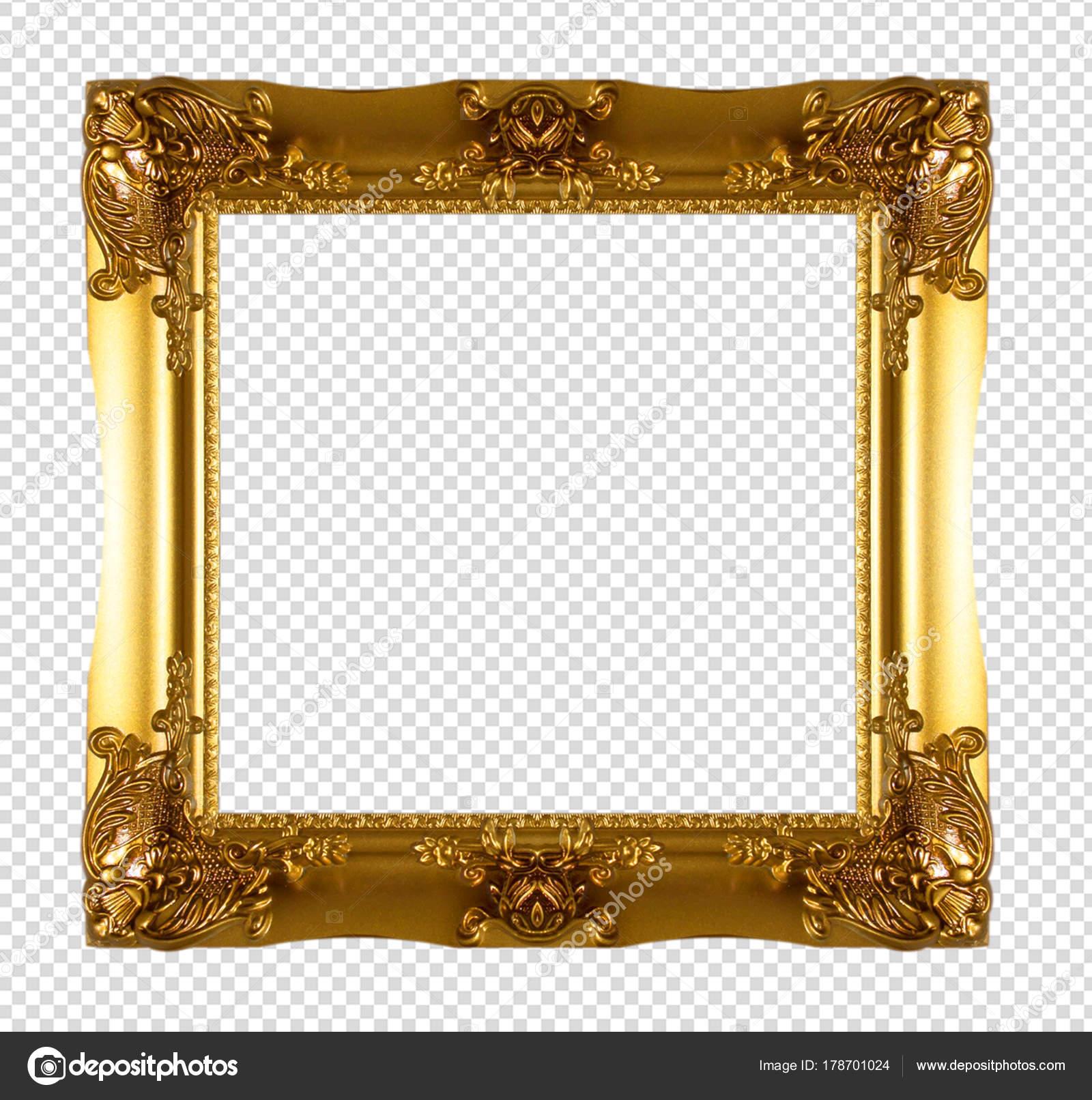 bilderrahmen gold — Stockfoto © scenery1 #178701024