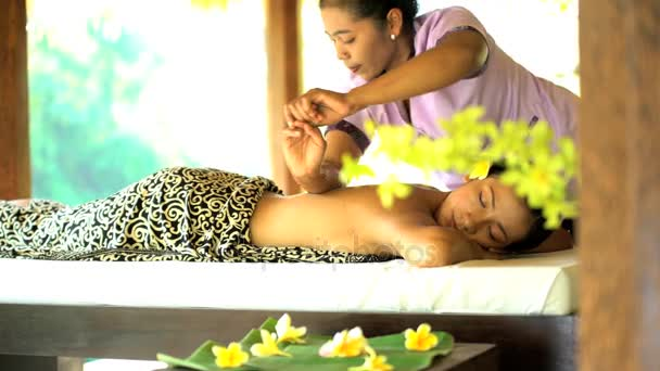 Holistic therapy for health by masseuse