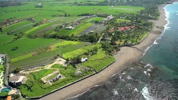 Plantáž rýžových polí, Bali