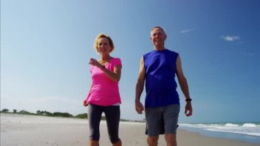 couple enjoying fitness activity