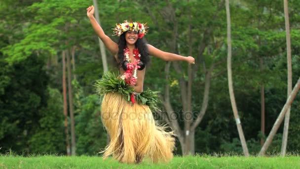 hula dancer performing outdoor