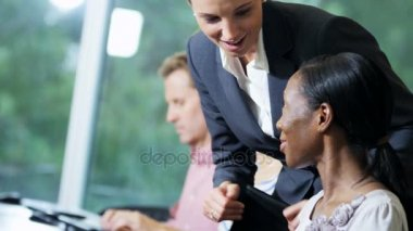 people retraining for future IT career