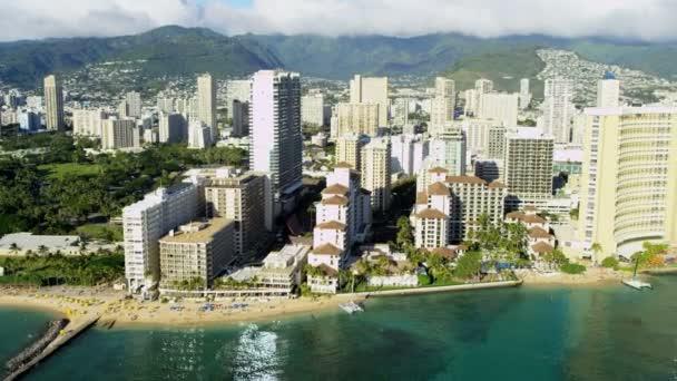 Waikiki Beach Hotels Hawaii