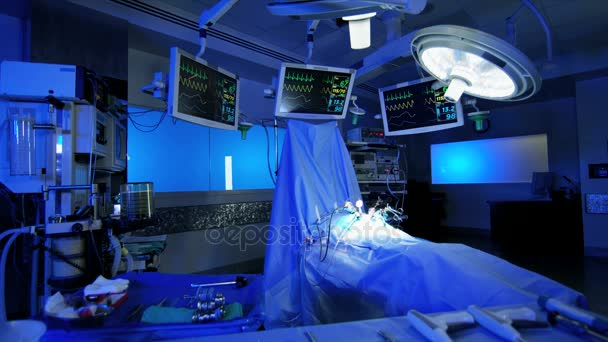 medical operation facility
