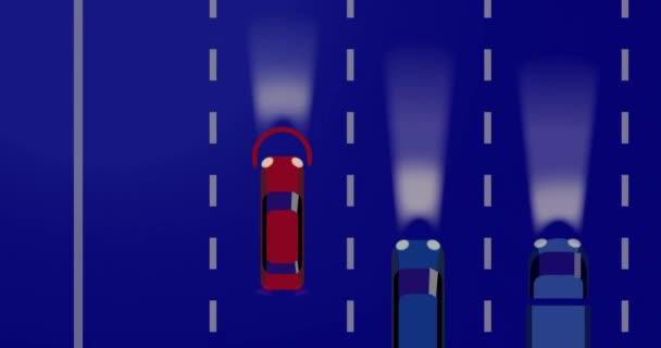 abbildung ausruestung transport fahrzeug licht technologie