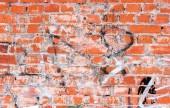 staré cihlové zdi textury nebo pozadí
