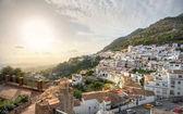 Fotografie Mijas village at sunset