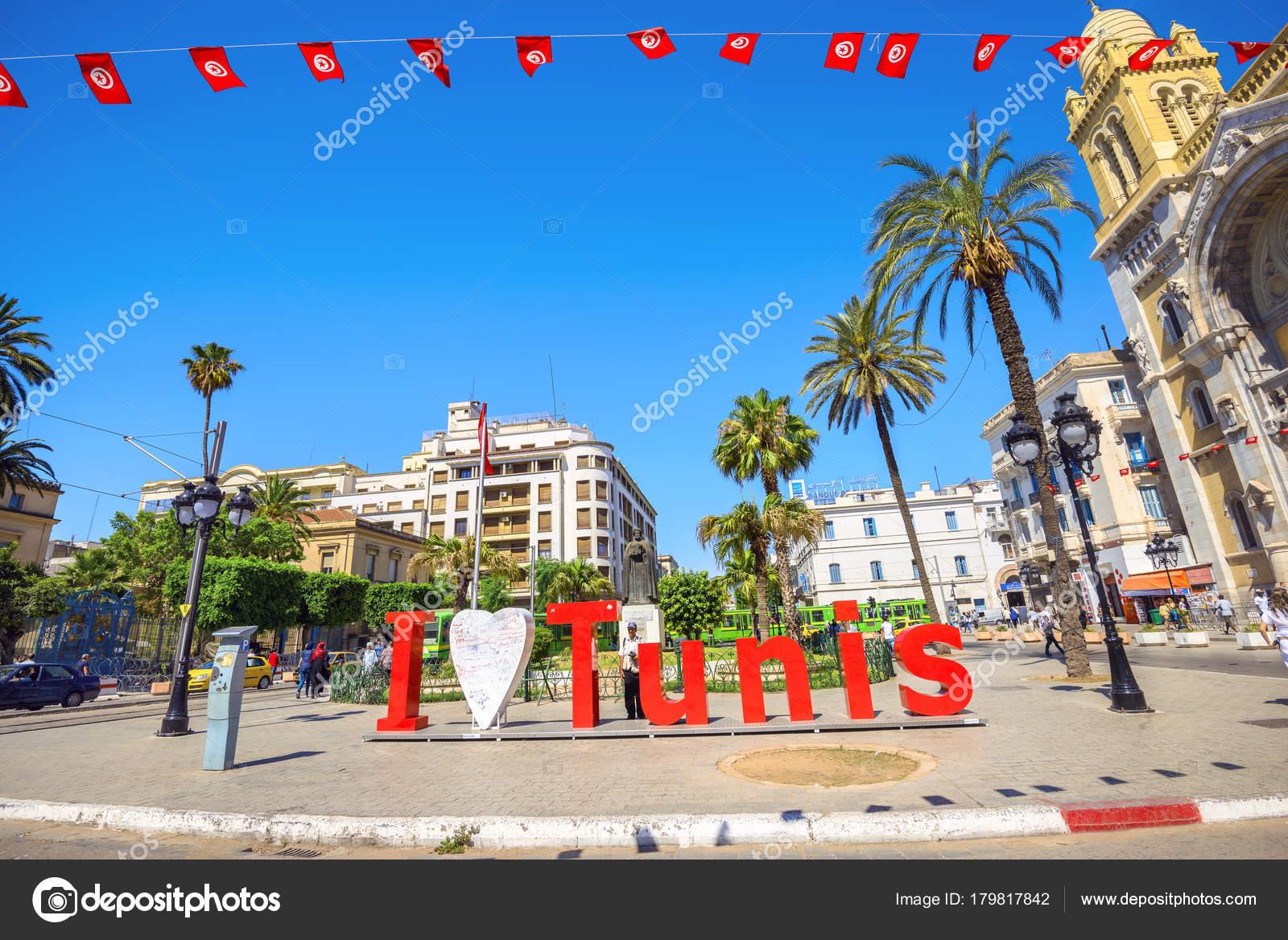 Tunisia, die den Zoll