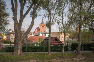 Brodnica 'daki kilise, Kujawsko-Pomorskie, Polonya