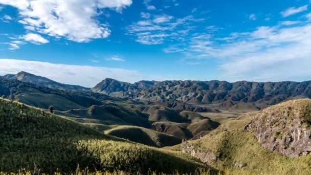 timelapse of dzukou valley nagaland