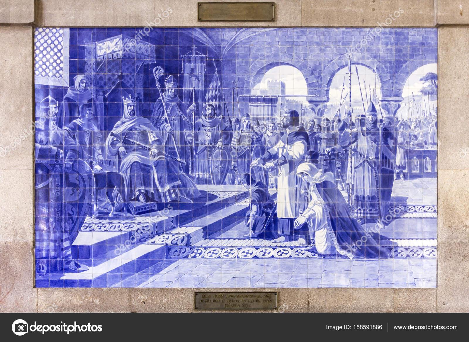 Porto portogallo giugno antico vintage azulejos