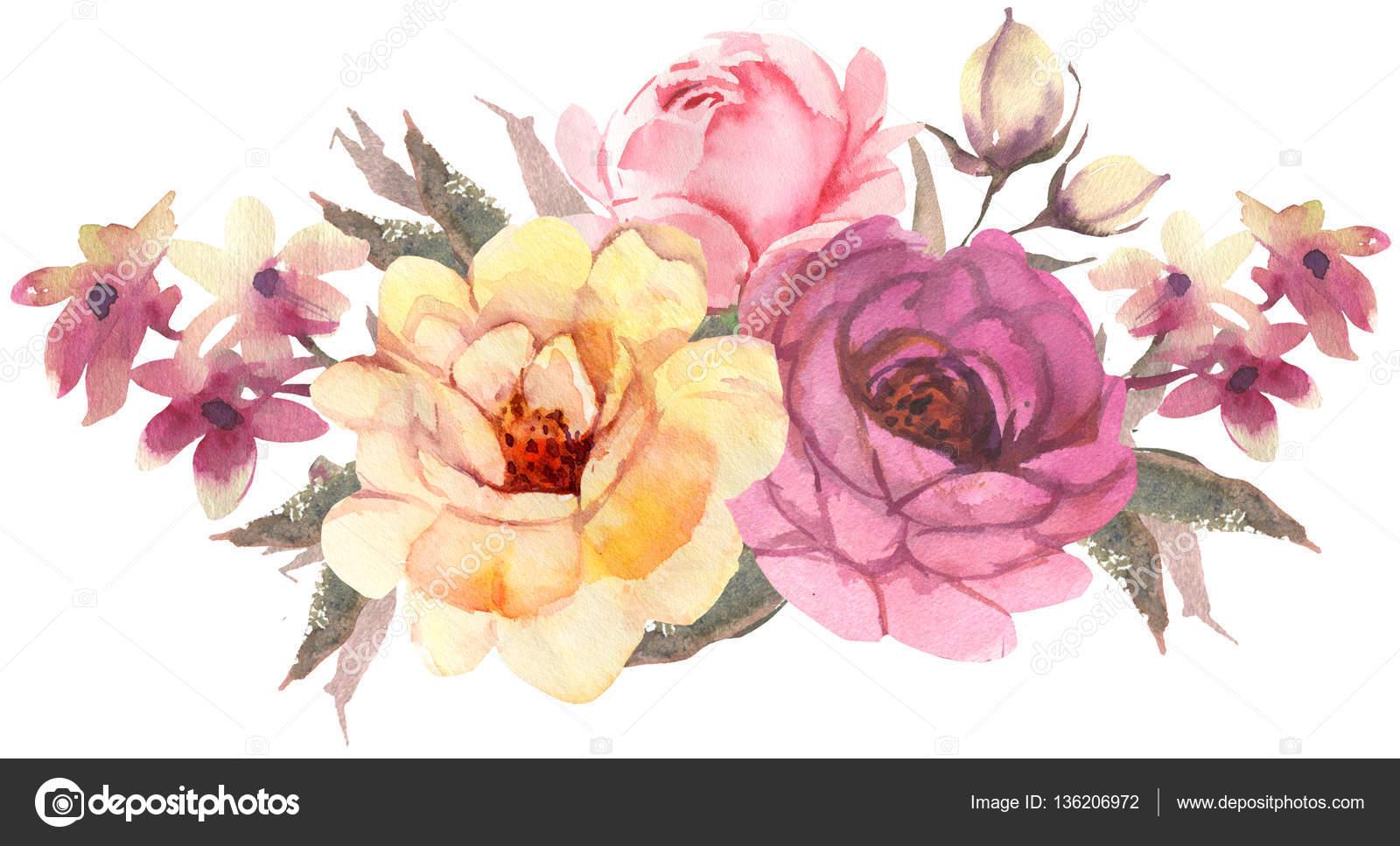 Fiori Bohemien Matrimonio : Bouquet di fiori della boemia composizione decorativa per