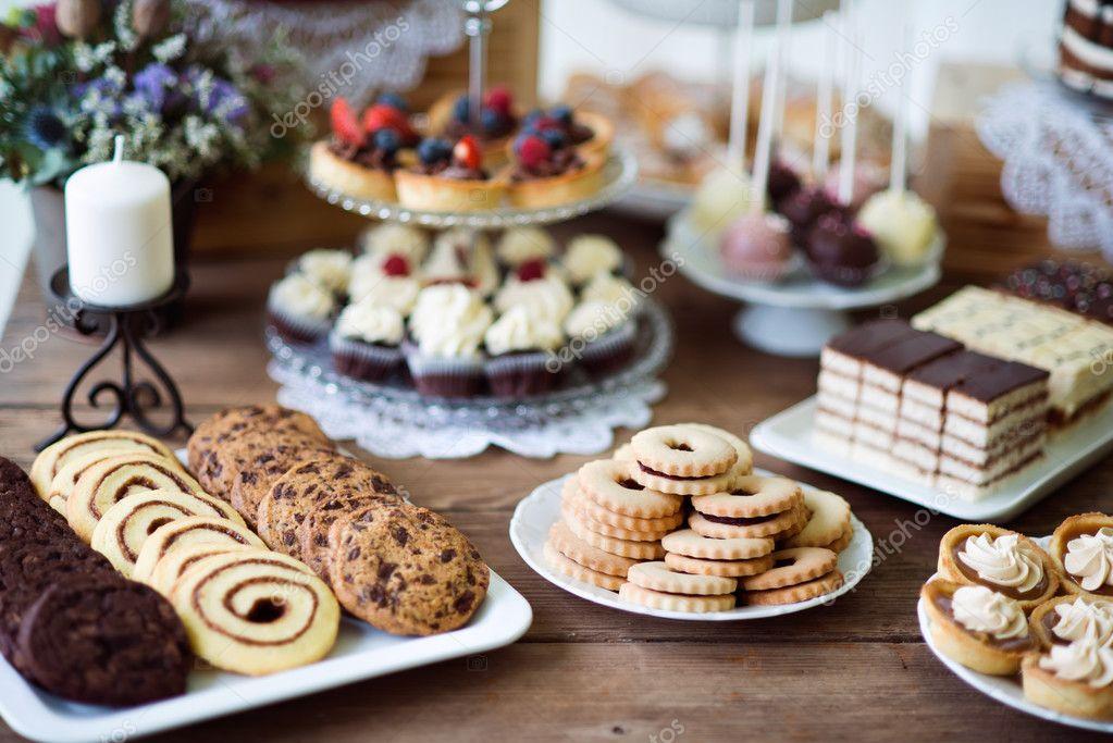 kakor och tårtor