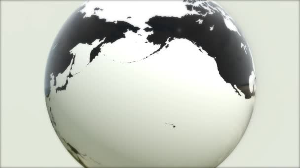 A modell a föld. 3D föld