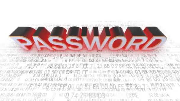 Koncepce ochrany heslem. Zadání hesla