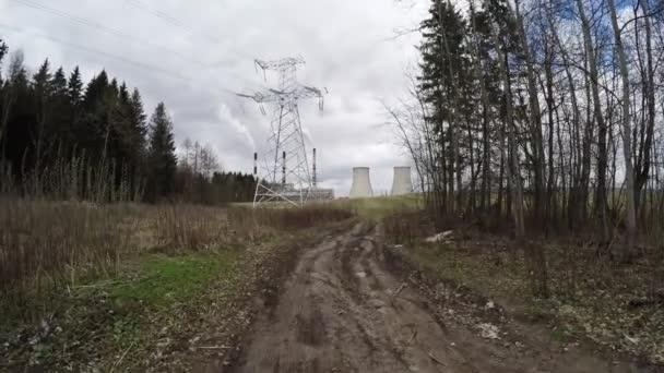 Tepelné elektrárny. Cesta do elektrárny