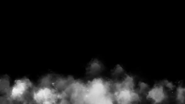Tajemný kouř. Kouř, zahalen tajemstvím
