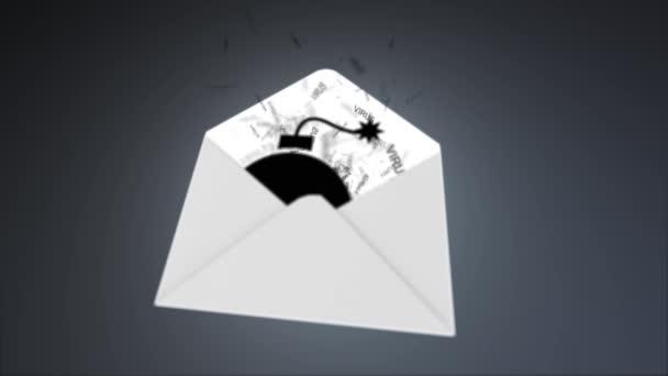 E-mailových virů. DDoS útok prostřednictvím globální sítě