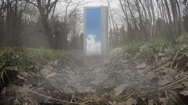 Az ajtó és találós mesék