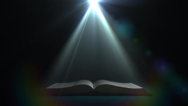 Tajemná kniha. Kniha v tajemné světlo