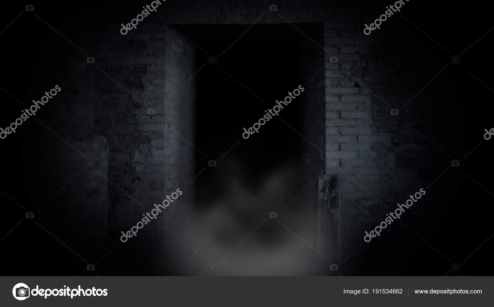 A mysterious door. Door to the Unknown u2014 Photo by SWEviL & A mysterious door. Door to the Unknown. u2014 Stock Photo © SWEviL ...