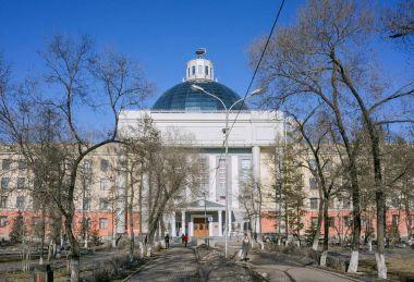 Medical University. Krasnoyarsk