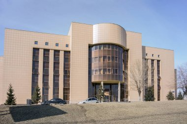 Building of the Pension Fund of the Russian Federation of the Krasnoyarsk Territory