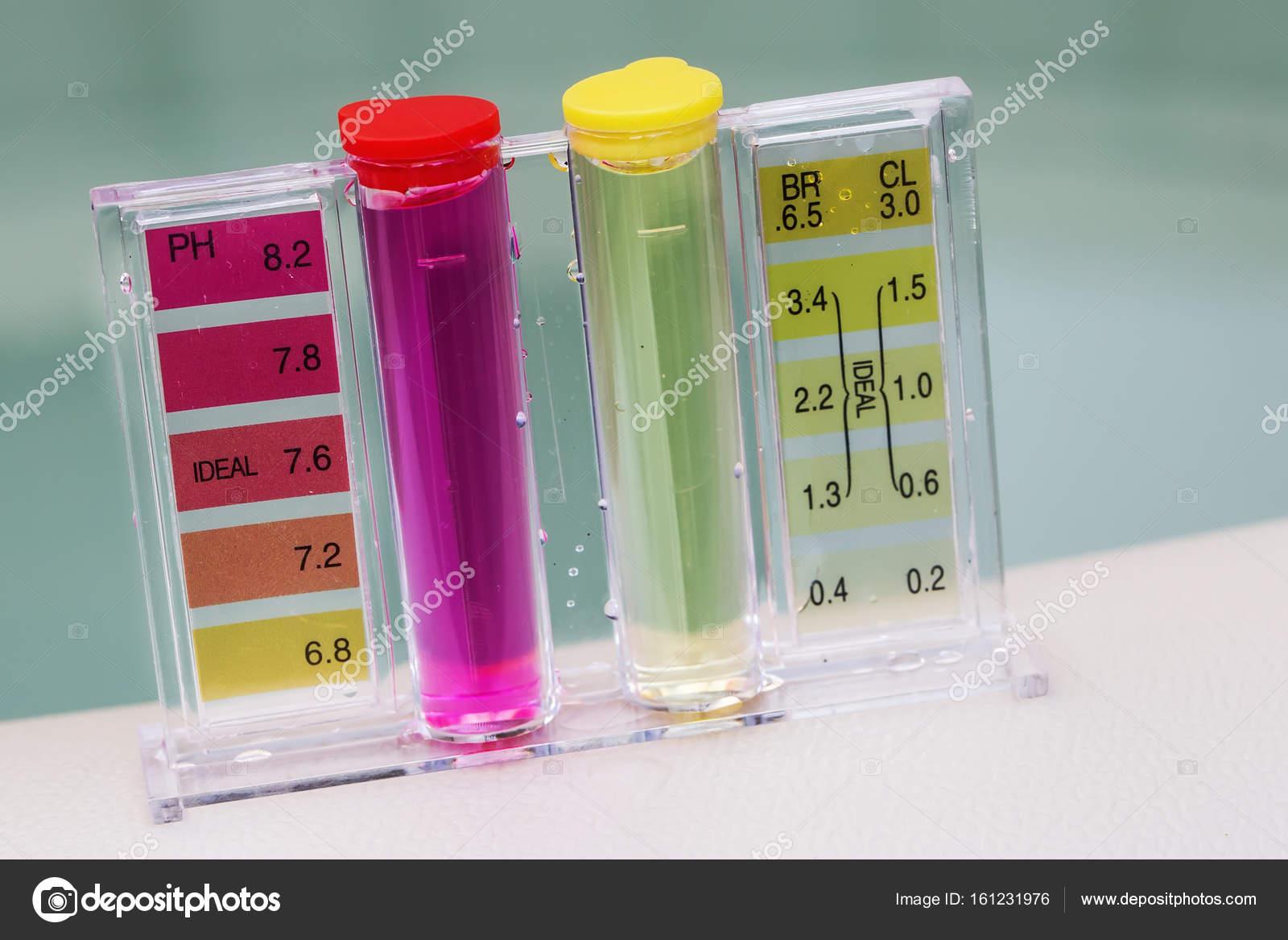 Jacuzzi spa piscina mantenimiento prueba nivel de ph - Cantidad de salfuman para bajar ph piscina ...