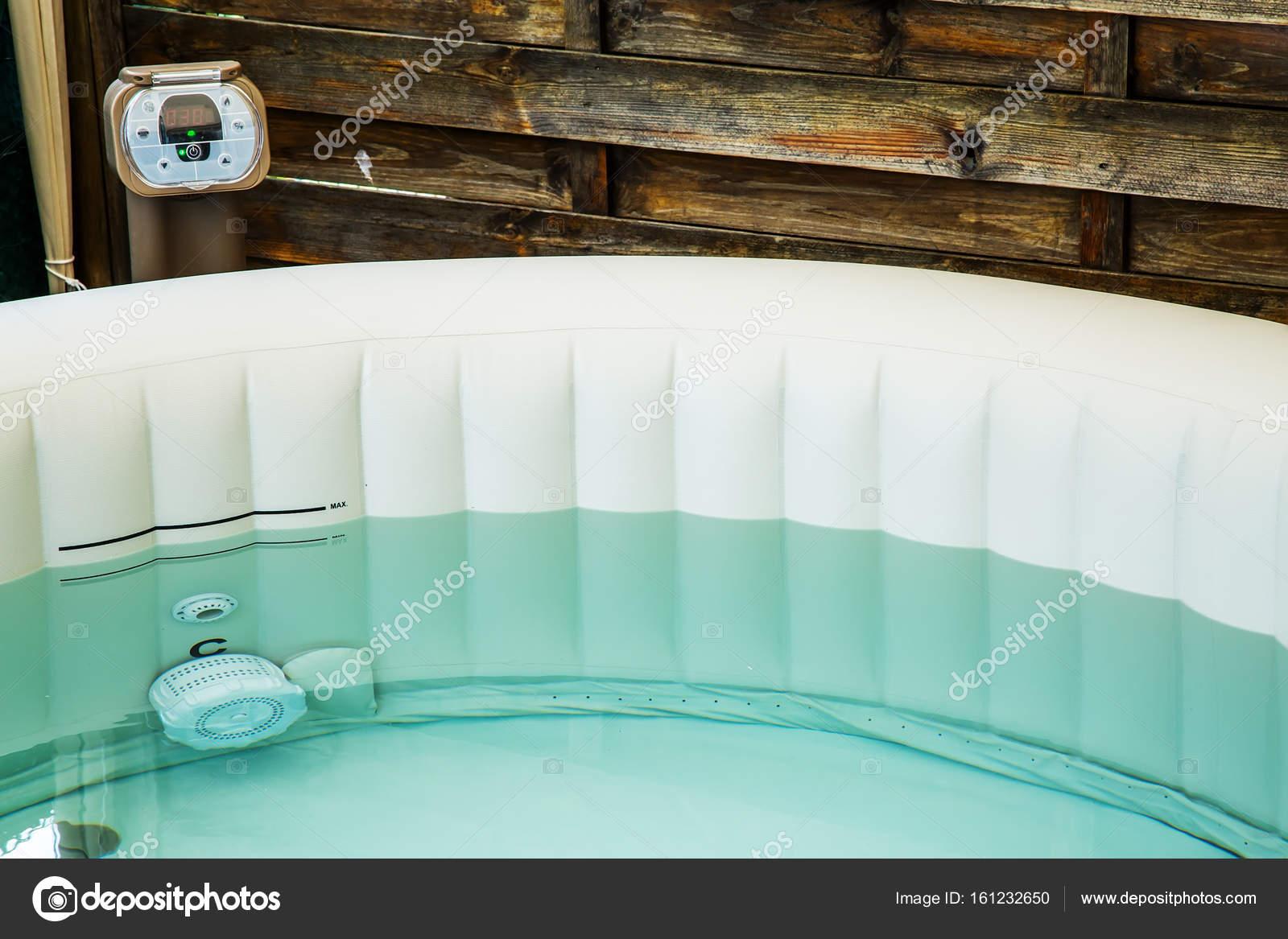 Vasca Da Bagno Plastica Portatile : Vasca idromassaggio portatile home spa con unità di filtrazione e