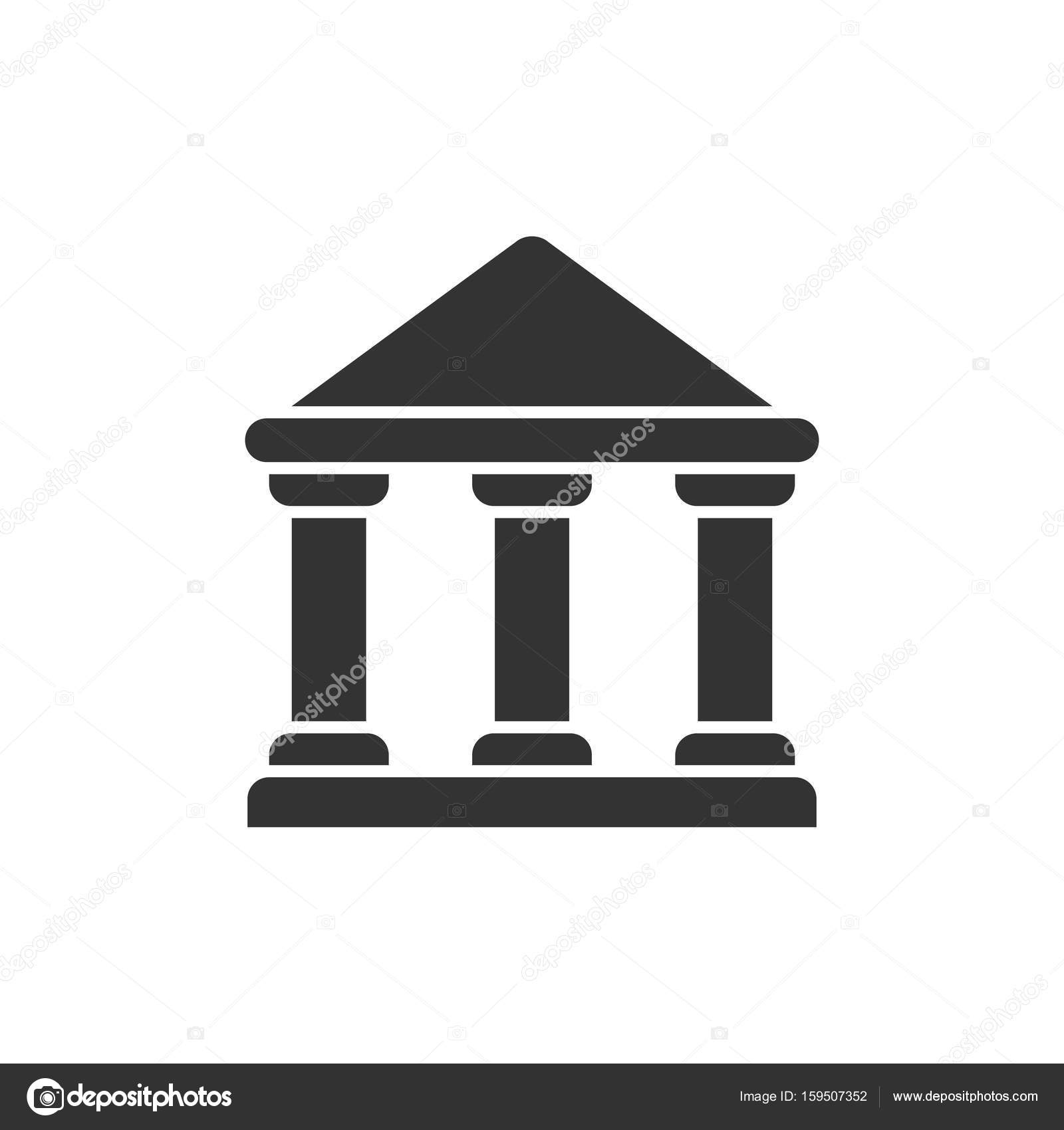 Government building symbol stock vector pixelalex 159507352 government building symbol stock vector biocorpaavc