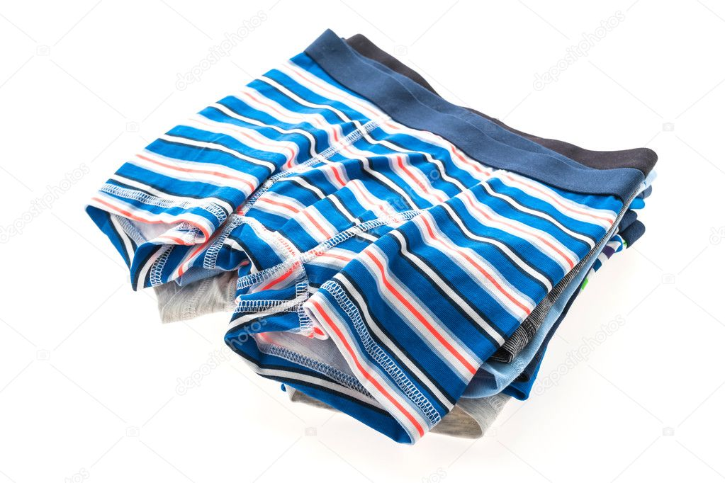 aff47297f921 Colorful underpants for men — Stock Photo © mrsiraphol  127432098