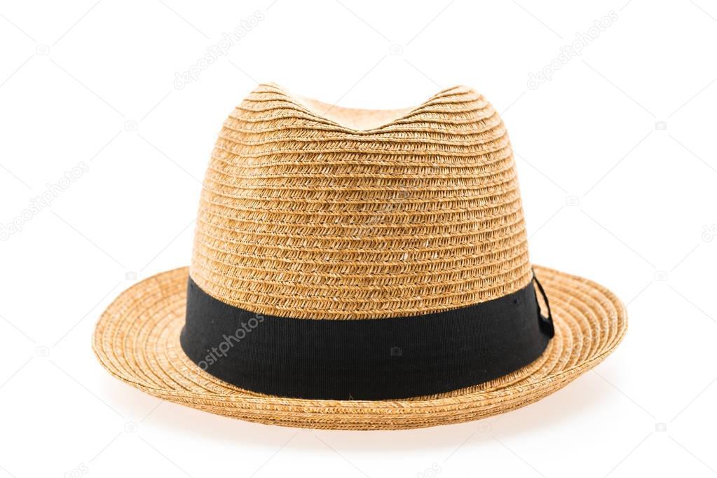 119c9fd2fb499 sombrero de paja para hombre — Fotos de Stock © mrsiraphol  130416552