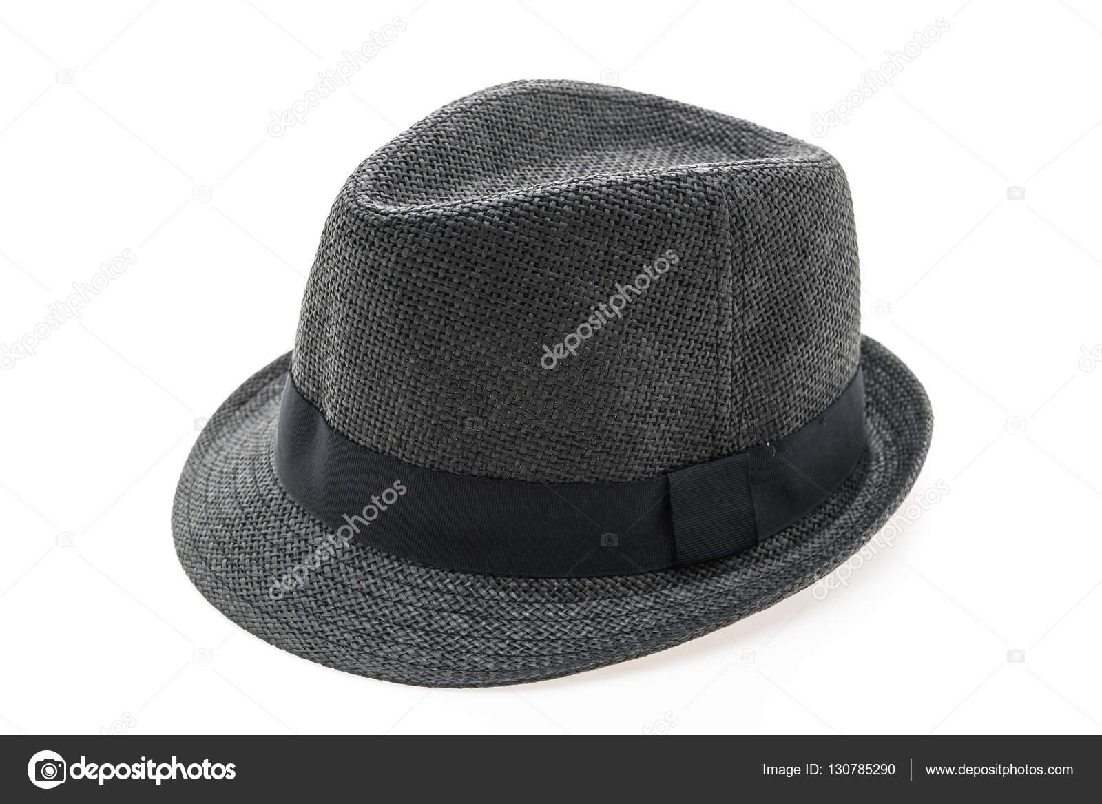 sombrero de paja para hombre — Foto de stock © mrsiraphol  130785290 2744d435974