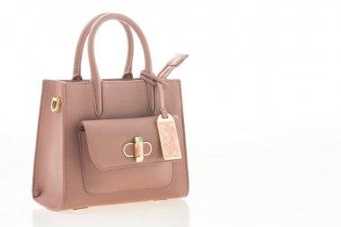 elegance pink lady handbag