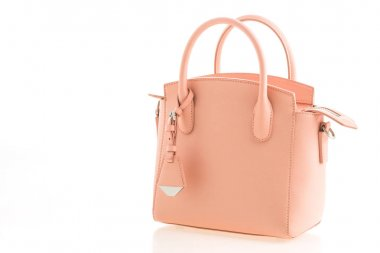 luxury pink women handbag