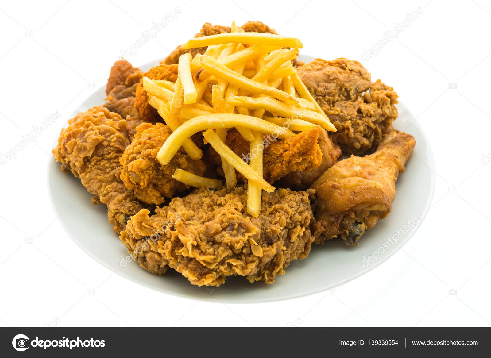 Homest Fried Chicken And Fries Www Pixshark Com Images