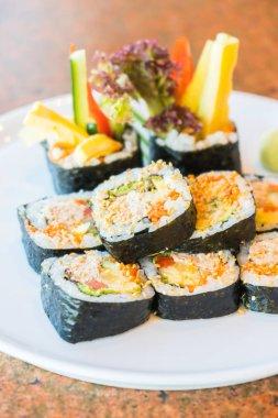 Japanese food style