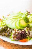 Egészséges élelmiszer-stílusban