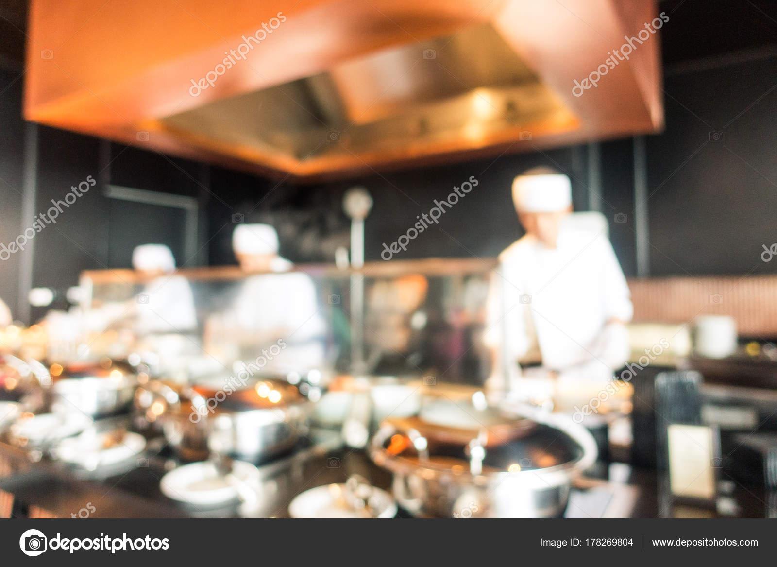 Resumen restaurante de Blur — Foto de stock © mrsiraphol #178269804
