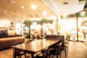 Sfuocatura astratta e defocused colazione a buffet allinterno dellhotel ristorante per sfondo - filtro Vintage