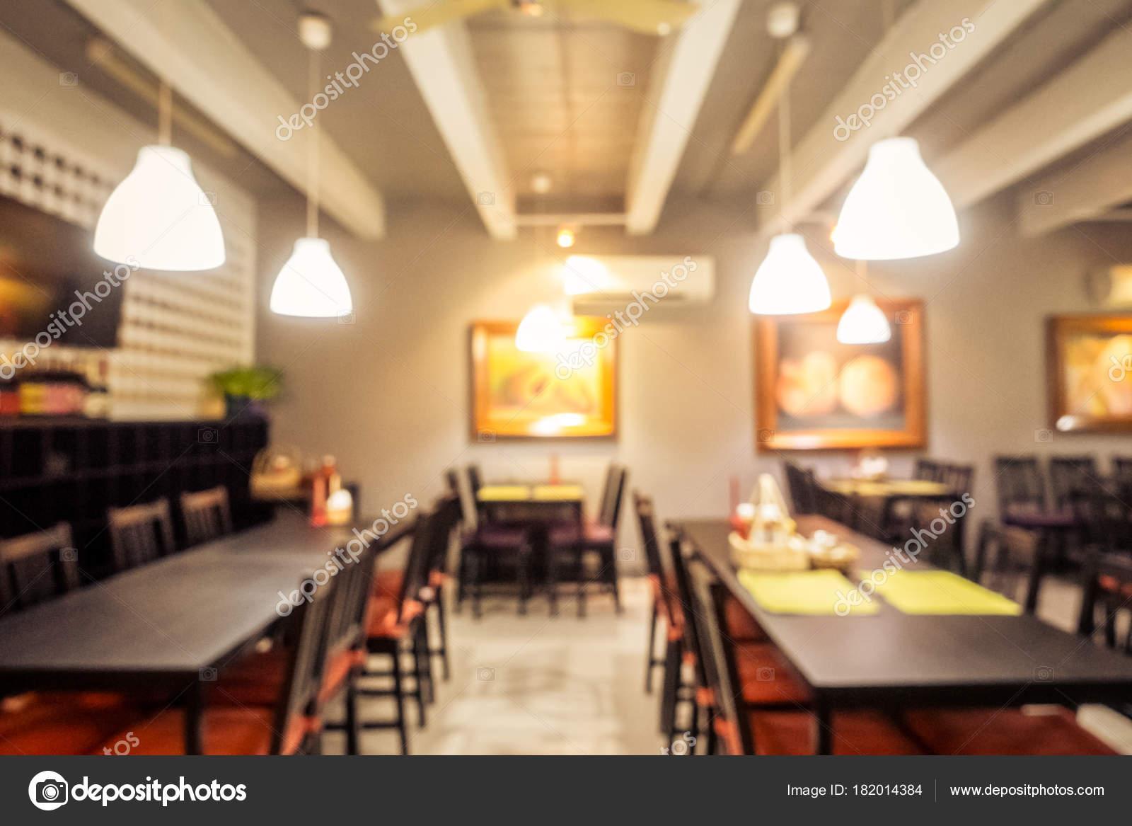 Abstract Blur Coffee Shop Cafe Restaurant Interior Background Vintage Filter Stock Photo C Mrsiraphol 182014384