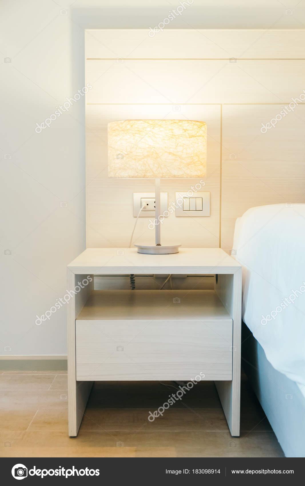 Decoration Lampe Interieur Chambre Coucher Photographie