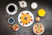 Zdravá snídaně set