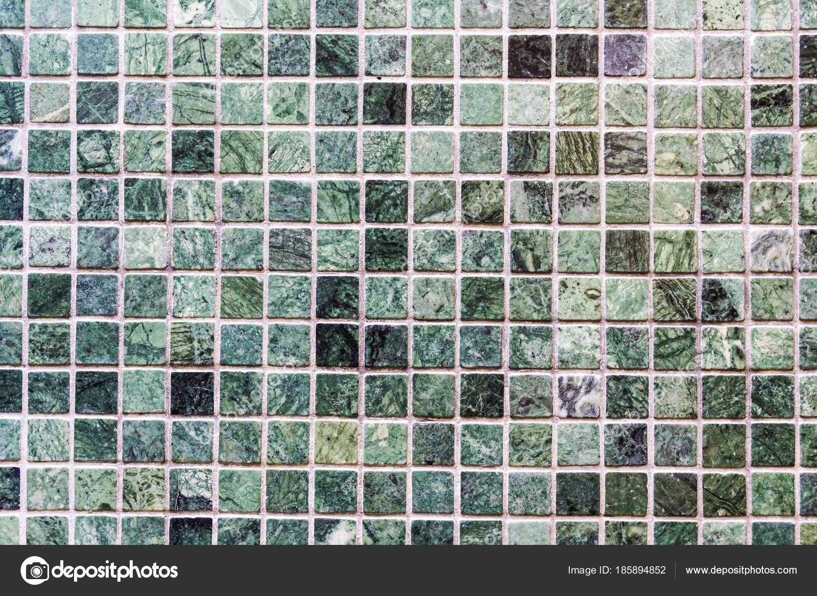 Groene Wandtegels Keuken : Groene tegels muur texturen en oppervlak u stockfoto mrsiraphol