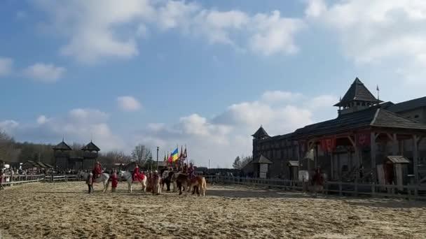2020. március 1. - Shrovetide ünnepség a Kievan Rus parkban