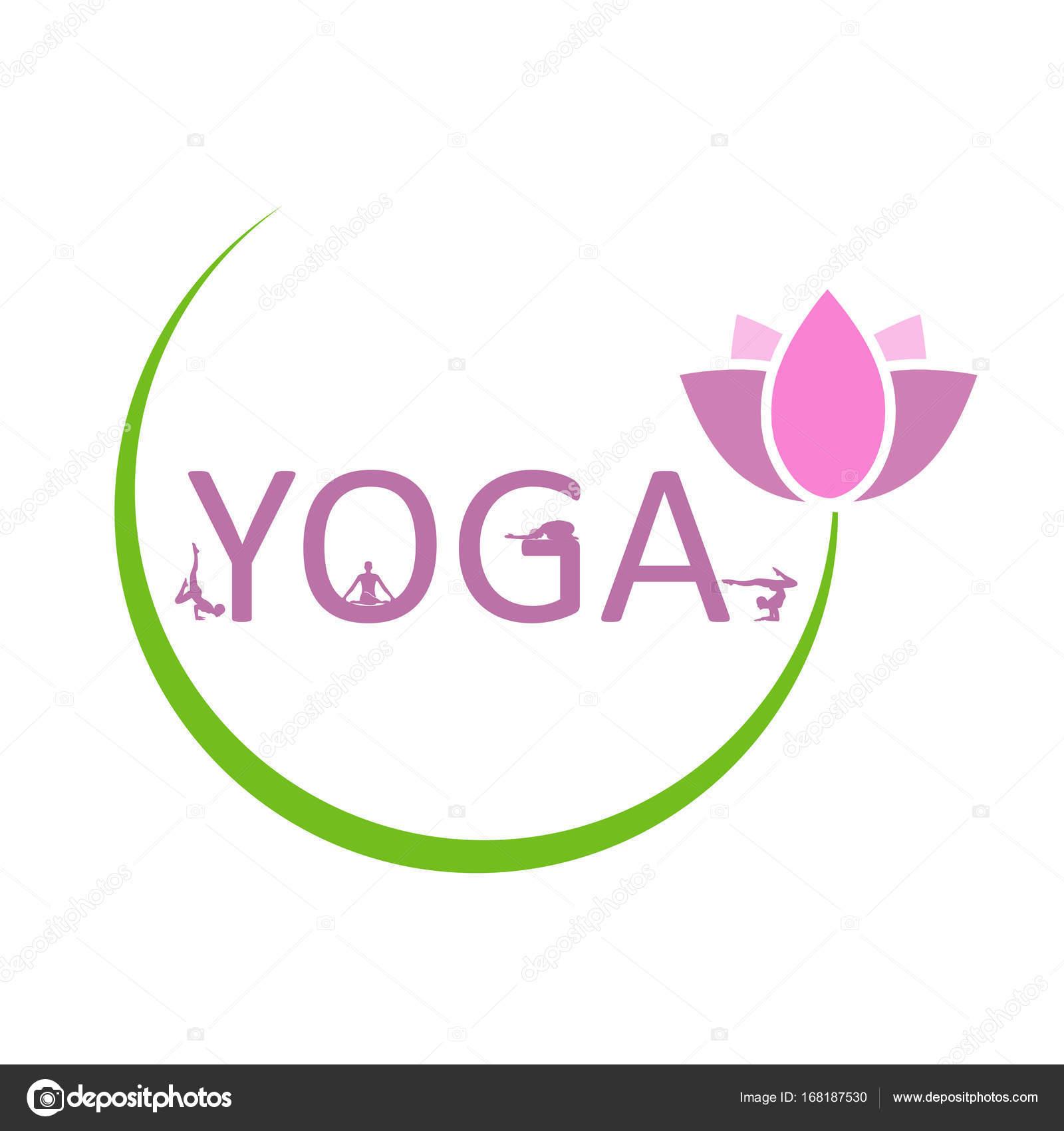 Lotus Flower Symbol Yoga Stock Vector Sanayamirza 168187530