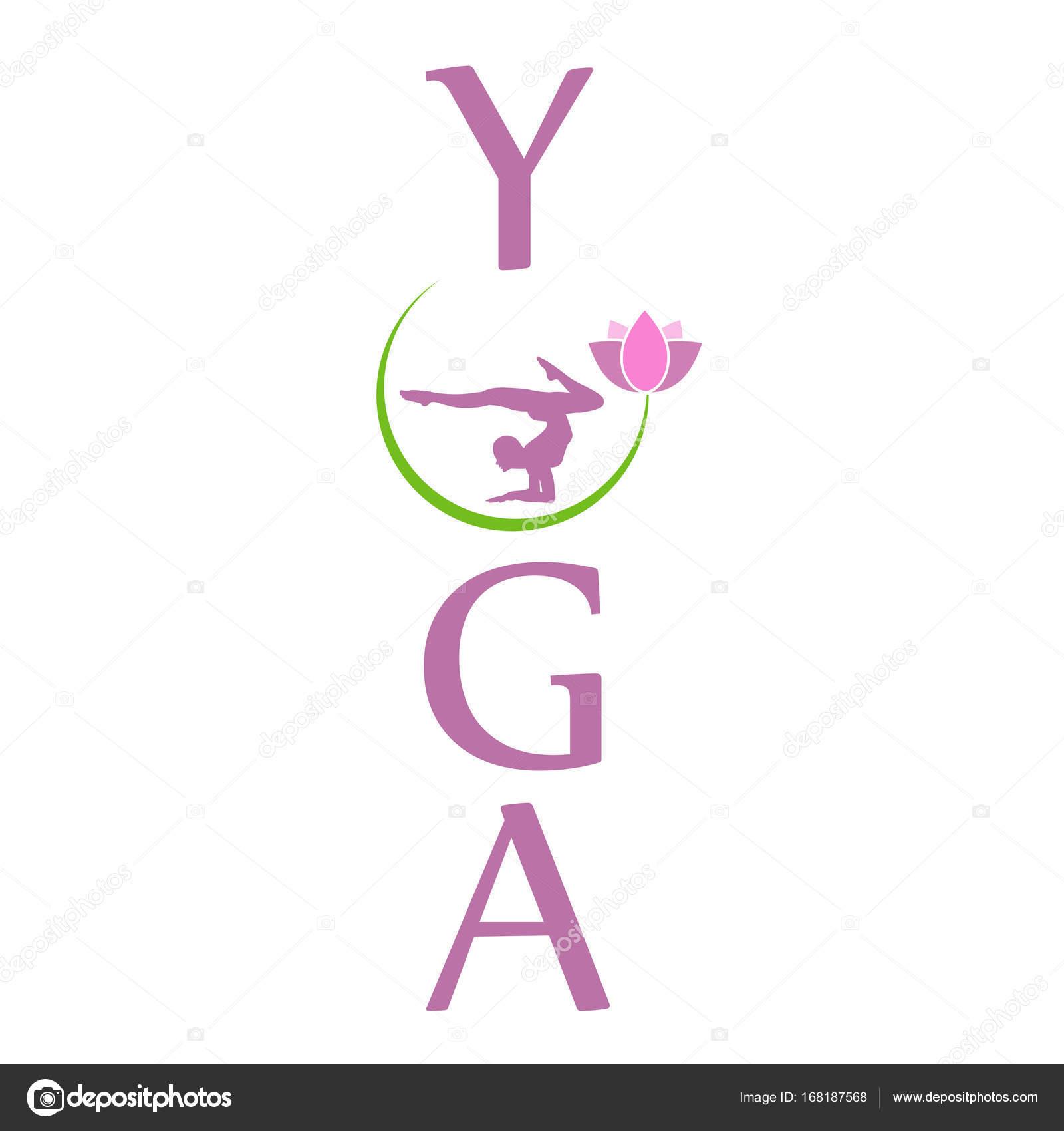 Lotus Flower Symbol Yoga Stock Vector Sanayamirza 168187568