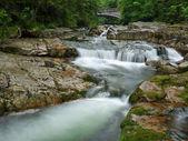 cascata e ruscello